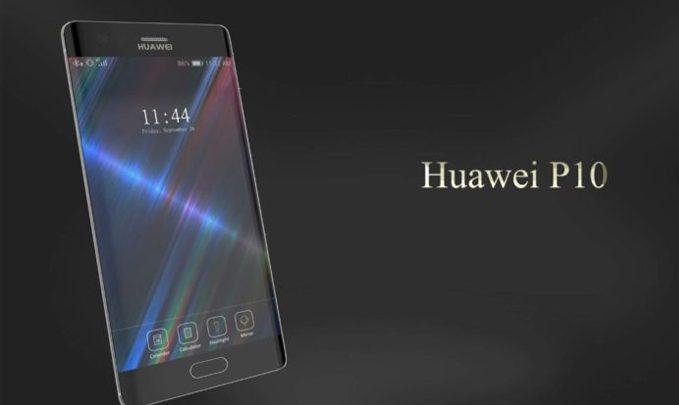 huawei p10 рендеры