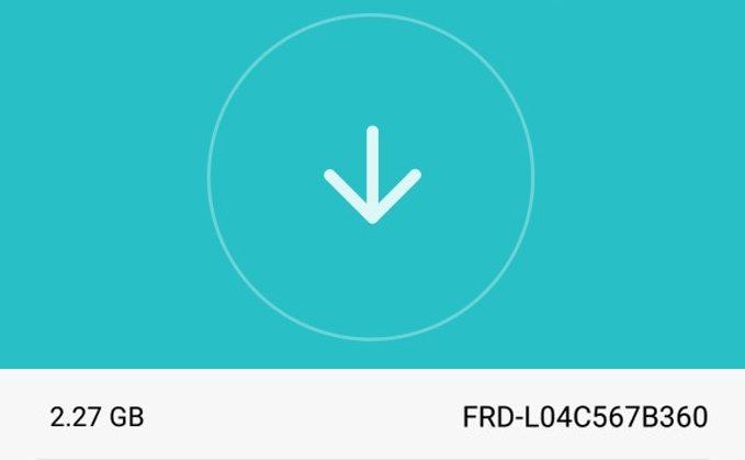 honor 8 обновление до android nougat