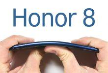 honor 8 тест прочности
