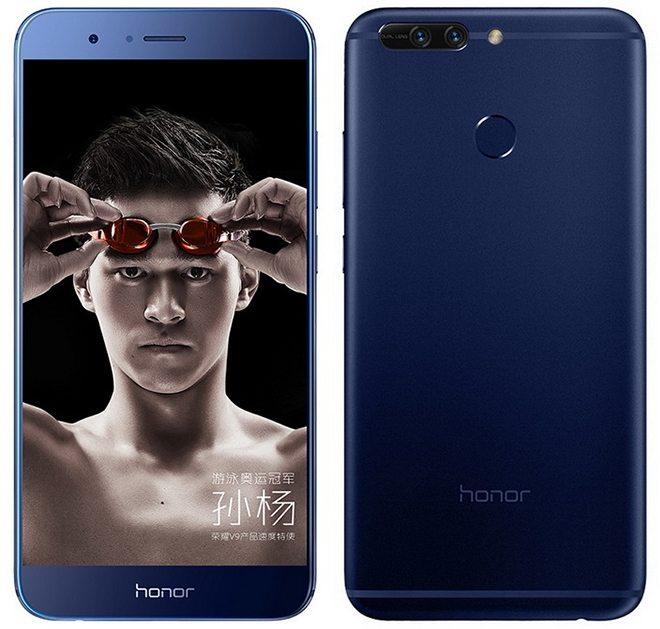honor v9 анонс