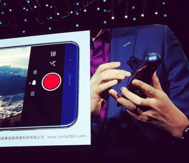 Honor VR Camera анонс