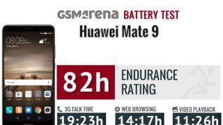 huawei mate 9 тест батареи