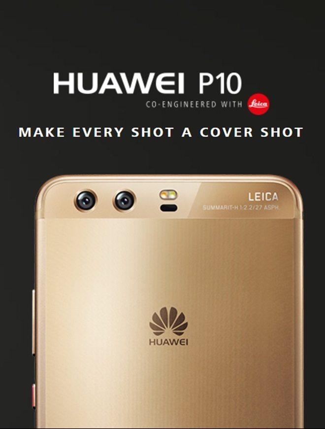 huawei p10 камера
