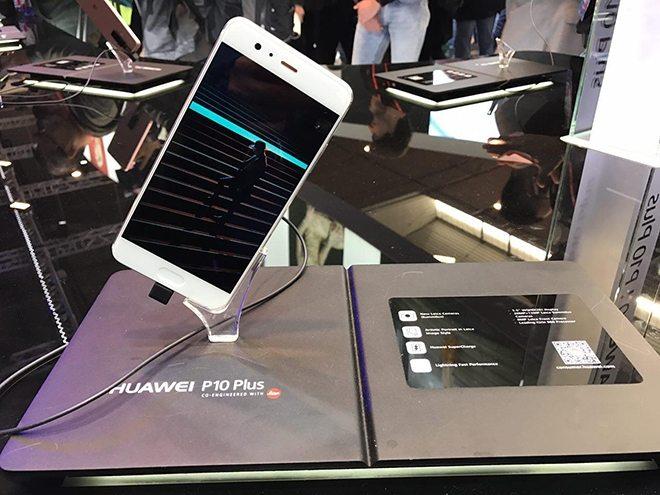 huawei p10 живые фото