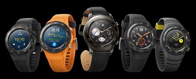 huawei watch 2 цвета