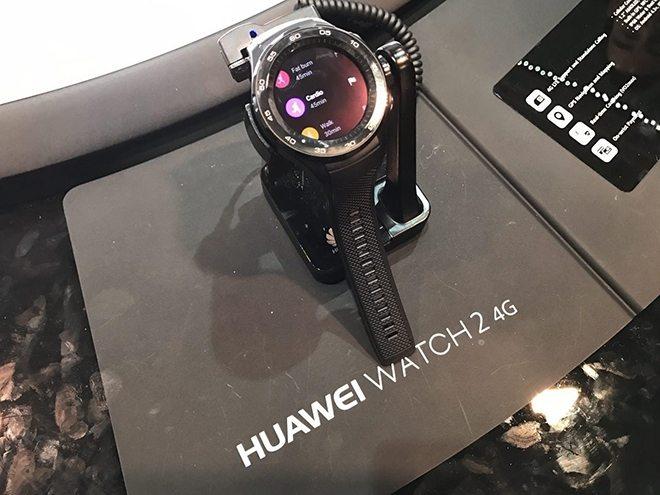 huawei watch 2 живые фото