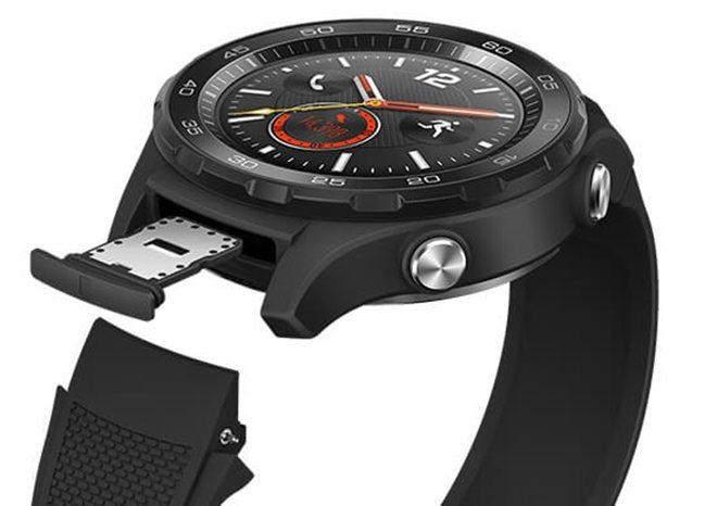 huawei watch 2 рендер