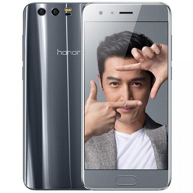 honor 9 серый