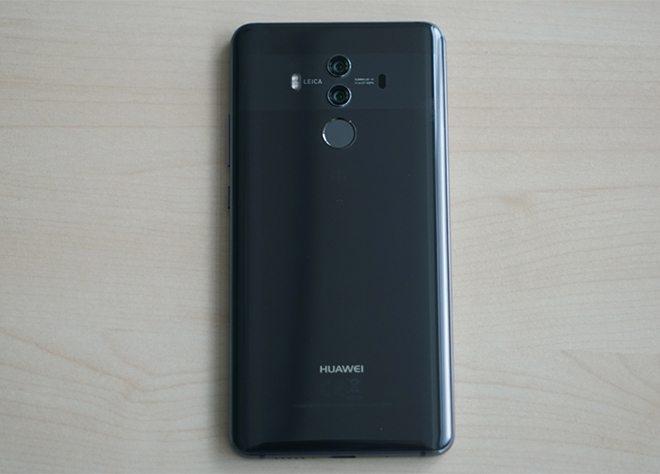 huawei mate 10 pro живые фото