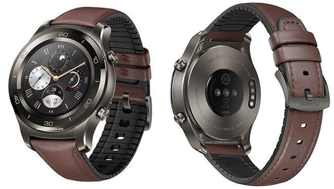 huawei watch 2 pro анонс