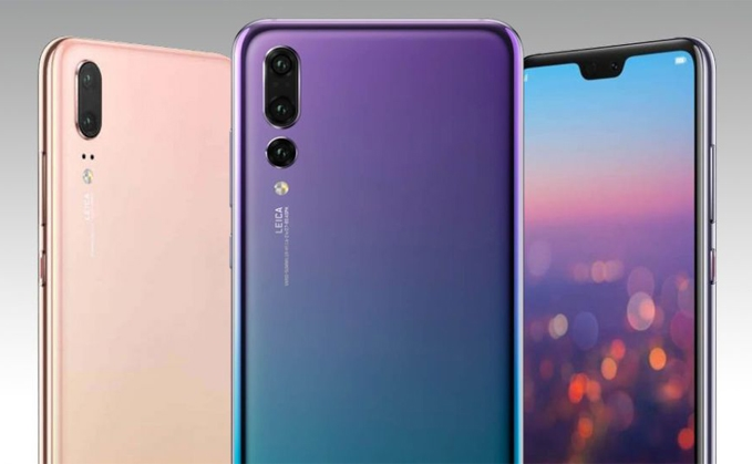 Huawei Y7 Pro (2018) Wallpapers: Обои с Huawei P20 серии
