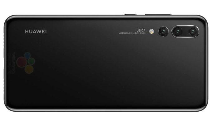 huawei p20 pro камеры слух