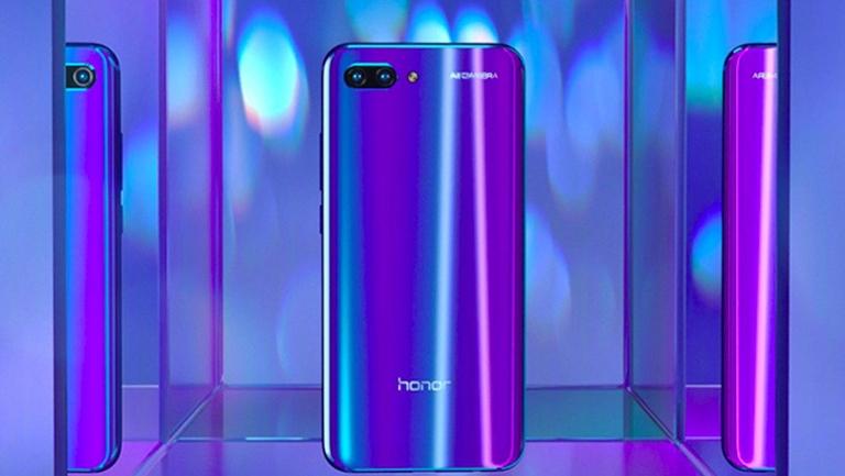 honor 10 дизайн