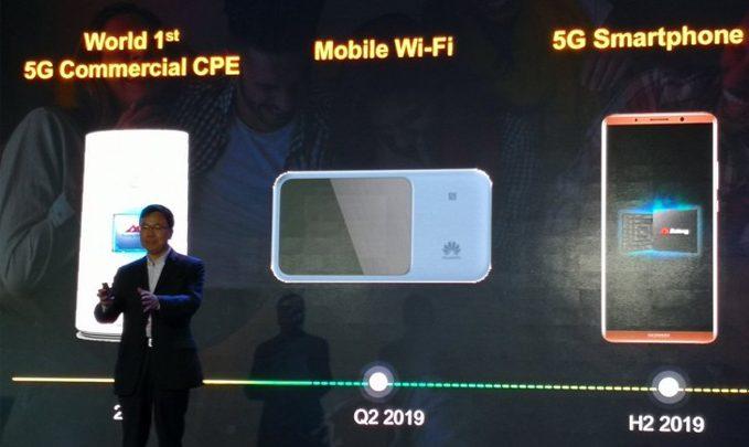huawei 5g смартфон