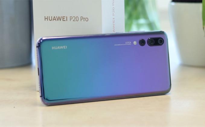 huawei p20 pro бенчмарк