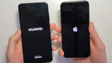 huawei p20 pro против iphone x