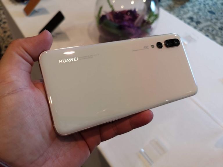 huawei p20 pro новые цвета