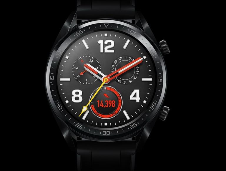 huawei watch gt анонс