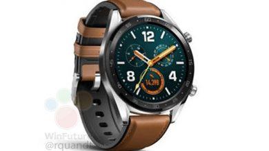 huawei watch gt рендер