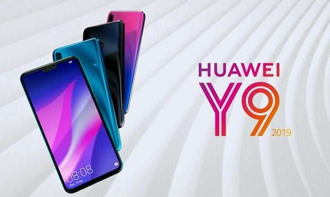 huawei y9 2019 анонс