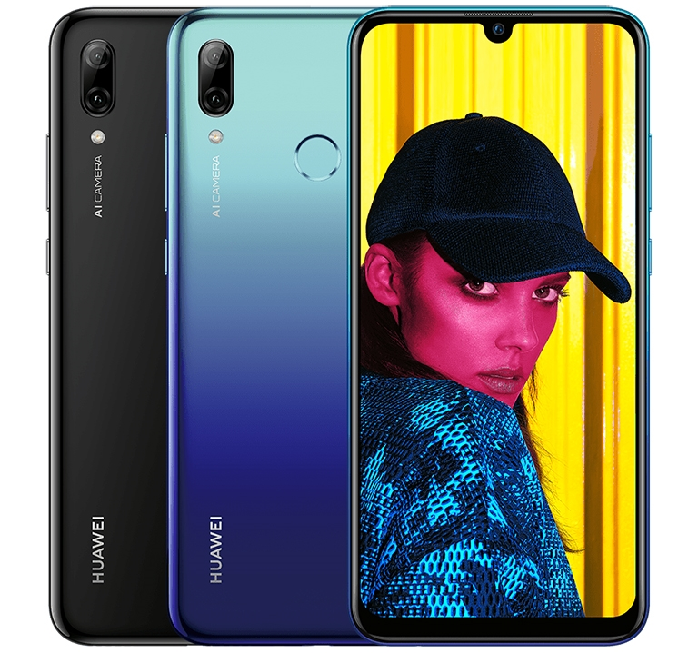 huawei p smart 2019 анонс