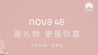 huawei nova 4e дата