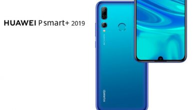 huawei p smart+ 2019 анонс