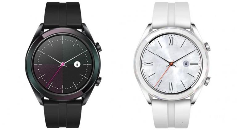 huawei watch gt elegant анонс