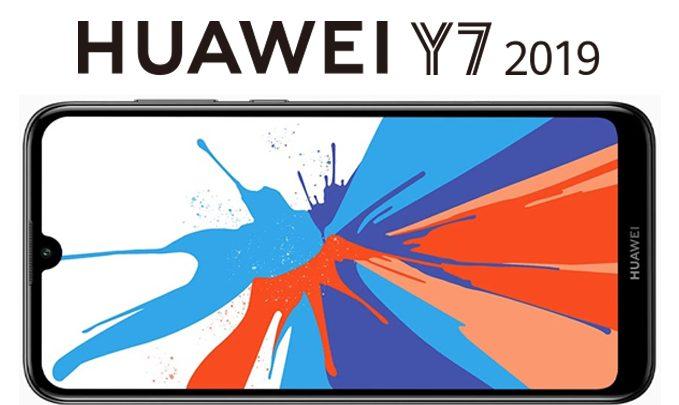 huawei y7 2019 в россии