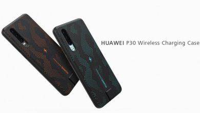 huawei p30 чехол с беспроводной зарядкой