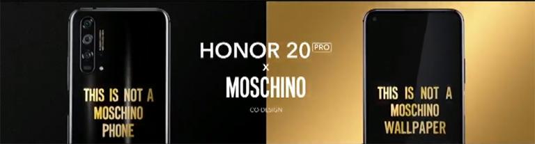 honor 20 анонс